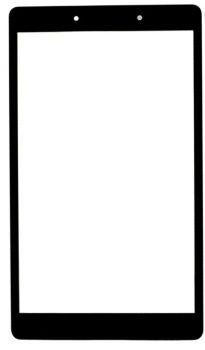 Стекло сенсорного экрана Samsung T290 (SM-T290) Galaxy Tab A 8.0 2019 Wi-Fi черное Оригинал