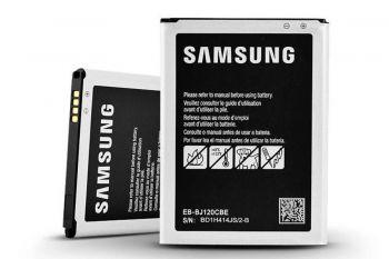 Аккумулятор (батарея) для Samsung EB-BJ120CBE J120H, J120F Galaxy J1 Duos , 2050mAh Оригинал