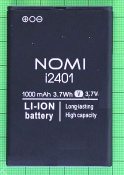 Аккумулятор (батарея) для Nomi i2401 1000mAh Оригинал