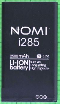 Аккумулятор (батарея) для Nomi i285 2500mAh Оригинал