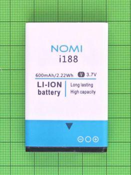 Аккумулятор (батарея) Nomi i188 600mAh Оригинал