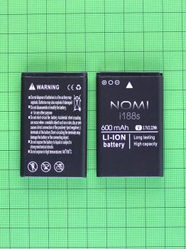 Аккумулятор (батарея) Nomi i188s 600mAh Оригинал