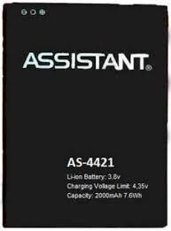 Аккумулятор (батарея) для Assistant AP-4411, 4421 Оригинал