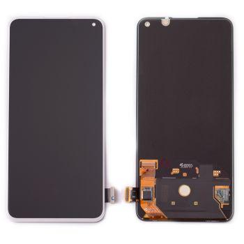 Дисплей Meizu 17, 17 Pro M081M, M081Q с сенсором (тачскрином) белый Оригинал