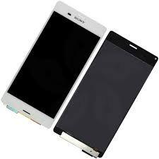 Дисплей (LCD) Sony D6603 Xperia Z3, D6643, D6653 Xperia Z3 с сенсором белый Оригинал