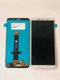 Дисплей (LCD) Huawei Y5 2018, Y5 Prime 2018 (DRA-L02, DRA-L22) с сенсором золотой Оригинал