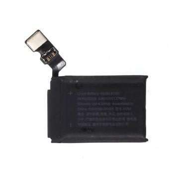 Аккумулятор (батарея) Apple Watch 2 42mm A1761 334mAh Оригинал