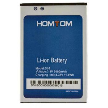 Аккумулятор (батарея) Homtom S16 2750mAh Оригинал