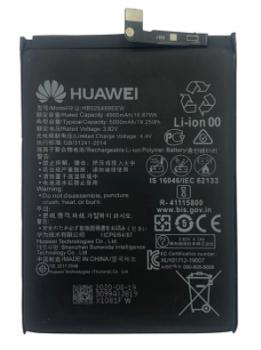 Аккумулятор (батарея) Huawei P smart 2021, Y7a PPA-LX2, PPA-L22 HB526488EEW, HB526489EEW 5000mAh Оригинал
