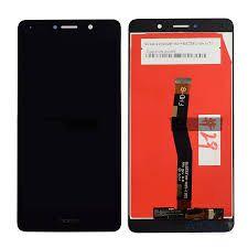 Дисплей (LCD) Huawei Honor 6X (BLN-L21), Mate 9 Lite, GR5 (2017) с сенсором чёрный Оригинал
