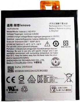 Аккумулятор (батарея) Lenovo 7703X, TB-7703X Tab 3 Plus L14D1P31 3500mAh Оригинал