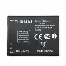 Аккумулятор (батарея) для Alcatel 4010, 4015D, 4033D, 4005D, 5020D, 5020T (TLi014a1) Оригинал