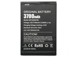 Аккумулятор (батарея) для Doogee X7, X7 Pro Оригинал