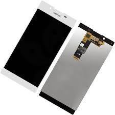 Дисплей (LCD) Sony G3311 Xperia L1, G3312, G3313 с сенсором белый Оригинал