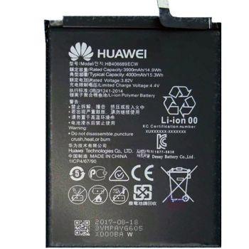Аккумулятор (батарея) Huawei Y7 2019 DUB-LX1, DUB-L21 HB396689ECW, HB406689ECW 4000mAh Оригинал