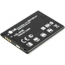 Аккумулятор (батарея) для LG BL-44JN P970, E730, E615, E410, E400, E405, E425, E435, E612 Оригинал
