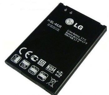 Аккумулятор (батарея) для LG BL-44JR P940, SU880, KU5400 Оригинал
