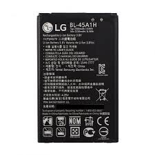 Аккумулятор (батарея) для LG K410 K10, K420N, K430 BL-45A1H Оригинал