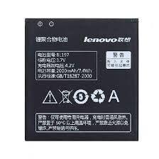 Аккумулятор (батарея) для Lenovo BL197 A800, A820T, S868T, A820, S720, S720i, A798 2000 mAh Оригинал