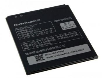 Аккумулятор (батарея) для Lenovo BL219 A880, A889, A850+ 2500 mAh Оригинал