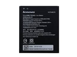 Аккумулятор (батарея) для Lenovo BL242 A6000, K3 2300 mAh Оригинал