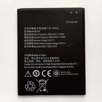 Аккумулятор (батарея) для Lenovo BL243 A7000, A7600, K3 Note, A5860, S5600 Оригинал