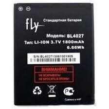 Аккумулятор (батарея) для Fly BL4027 IQ4410 Оригинал