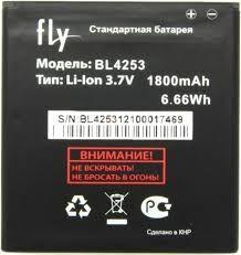 Аккумулятор (батарея) для Fly BL4253 IQ443 Оригинал