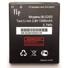 Аккумулятор (батарея) для Fly BL5203 IQ442Q Оригинал