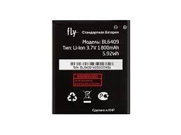 Аккумулятор (батарея) для Fly BL6409 IQ4406 Оригинал