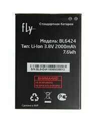 Аккумулятор (батарея) для Fly BL6424 FS505 Оригинал