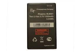 Аккумулятор (батарея) для Fly IQ4490, IQ436i, IQ436 BL8001 Оригинал