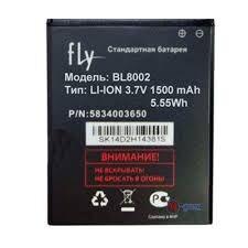 Аккумулятор (батарея) для Fly IQ4490i BL8002 Оригинал