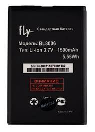 Аккумулятор (батарея) для Fly BL8006 DS133 Оригинал