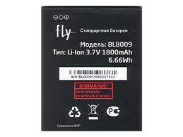 Аккумулятор (батарея) для Fly FS451 Stratus 1 BL8009 1400mAh Оригинал