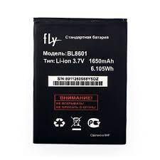 Аккумулятор (батарея) для Fly iQ4505 ERA Life 7 BL8601 1650mAh Оригинал