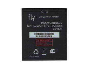 Аккумулятор (батарея) для Fly FS502 Cirrus 1 BL8605 2050mAh Оригинал