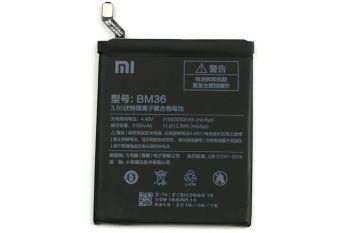 Аккумулятор (батарея) для Xiaomi BM36 (Mi5s) 3100 mAh Оригинал