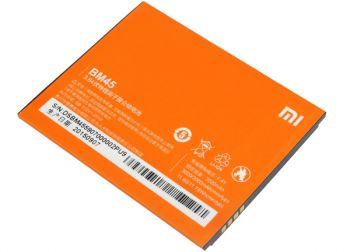 Аккумулятор (батарея) для Xiaomi Redmi Note 2 BM45 3060 mAh Оригинал