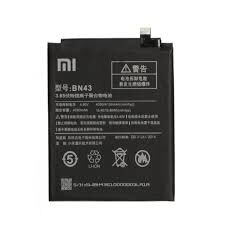 Аккумулятор (батарея) для Xiaomi Redmi Note 4X BN43 4000 mAh Оригинал