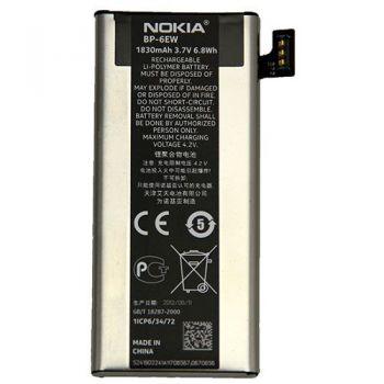Аккумулятор (батарея) для Nokia BP-6EW Lumia 900 Оригинал