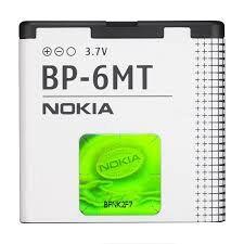 Аккумулятор (батарея) для Nokia BP-6MT Nokia E51, N81, N82 Оригинал