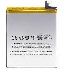 Аккумулятор (батарея) для Meizu M3s, m3 mini BT15 4000 mAh Оригинал
