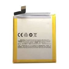 Аккумулятор (батарея) для Meizu M2 Mini BT43C 2450 mAh Оригинал