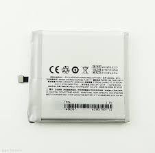 Аккумулятор (батарея) для Meizu MX5 BT51 3150 mAh Оригинал