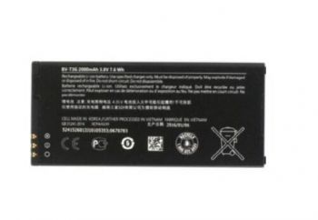 Аккумулятор (батарея) для Microsoft Nokia Lumia 650 BV-T3G 2000 mAh Оригинал