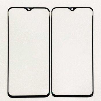 Стекло сенсорного экрана OnePlus 6 A6000, A6003 черное Оригинал
