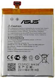 Аккумулятор (батарея) для Asus C11P1410 Asus Zenfone 5 Lite Оригинал