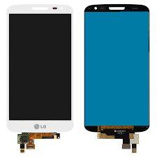 Дисплей (LCD) LG D618, D620, D610, D625 Optimus G2 mini с сенсором белый Оригинал