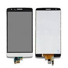 Дисплей (LCD) LG D724, D722, D725, D728 G3 mini с сенсором белый Оригинал